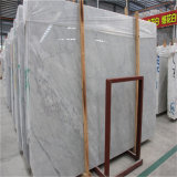 Wit Opgepoetst Carrara verglaasde de Marmeren Fabriek van de Hoogste Kwaliteit van de Tegel