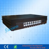 Le système téléphonique PBX Excelltel Soho Bureau PBX Md108 Petit Pabx