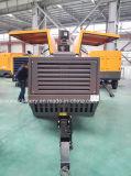 鉱山のドリルの石のための最上質Hg400m-13 CummindエンジンのDieseねじ空気圧縮機