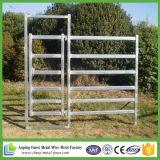 los paneles resistentes estupendos del ganado de las barras ovales del carril 6 de 40X80m m