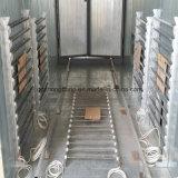 Four à durcissement chauffant électrique assemblé avec ISO9001