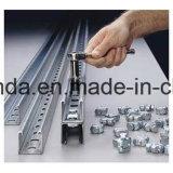 HDGの表面が付いている単鋼鉄支柱