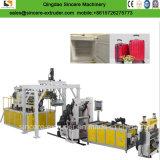 Linha de produção da mala de viagem da folha/placa de HIPS/ABS/PC Vacuumforming