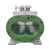 Abstand-Schrauben-Pumpe für Vakuummetallurgisches System trocknen