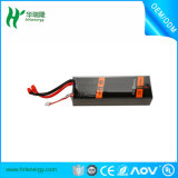 Перезаряжаемые батарея 7.4V 5600mAh Lipo для самолета RC