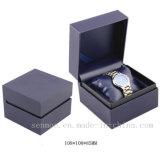 Rectángulo de reloj con bisagras de la tapa para los relojes dobles