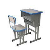 Durável com mesa e cadeira para principal e Junior School