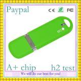 Pilote USB en plastique de vente chaud (GC-P412)