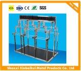Heiße Verkaufs-Metalleinzelverkaufs-Kleidungs-Bildschirmanzeige-Zahnstange
