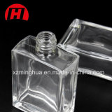 frasco de vidro do atomizador da bomba do perfume 50ml