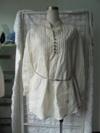 Damas tejida con manga larga (#A01).