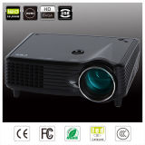 Sistema de cinema em casa Long Lamp Life HD LED Projector