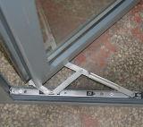 Ventana de aluminio del marco de la alta calidad con el cristal K03003 del arreglo