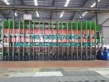 Imprensa Vulcanizing de borracha da correia transportadora com construção do frame, Ce, ISO
