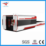 Sistema de carregamento automático Máquina de processamento de folhas de metal a laser de fibra (TQL-MFC500-2513)