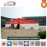 Tentes et chapiteaux utilisés bon marché pour l'événement extérieur, promotion utilisée de tentes