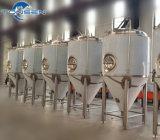 cerveza comercial 1000L que hace el equipo Supplliers de la elaboración de la cerveza para la venta