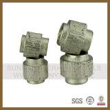 Cable Iamond Saw materiales tales como granito, mármol y piedra arenisca