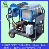 Machine à haute pression de nettoyeur de tube d'égout de moteur diesel de matériel du nettoyage Gy-85/200