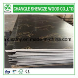 Fabrica China Venta caliente 18mm Negro/marrón/Película antideslizamiento frente la madera contrachapada