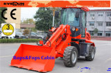 Telescopic Boom를 가진 Er1500 Small Bucket Loader
