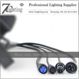 Для использования вне помещений светодиодного освещения 18*15W RGBWA плоские PAR может