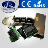 Motor de pasos de 3 ejes Kits para CNC Rounter