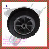400-8 rotella di gomma solida di lunga vita e di alta qualità