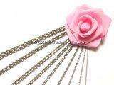 Multi-Diameter пресечению звено цепи для кольца для ключей мода Ювелирные изделия