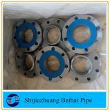 Borde B16.5 de la instalación de tuberías de acero de carbón A182f316/316L Rtj