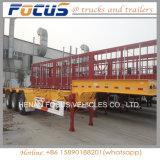 Behälter-Chassis-Rahmen-LKW-Schlussteil ISO-20FT 40FT