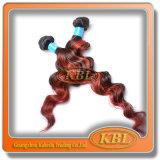 Сбывание Well 5A бразильское Highlight Hair Weaving