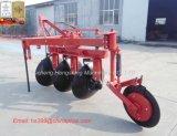 La agricultura de arado de disco hidráulico con el doble de trabajo de forma