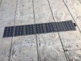 Высокая мощность 250 Вт Sunpower Складная солнечная панель для зарядки жилого прицепа