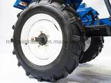 Trattore agricolo, mini trattore, trattore della rotella