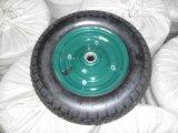 عربة يد إطار وأنابيب عجلة هوائيّة 3.50-7