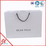 ロゴの贅沢なカスタムショッピング紙袋