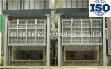 Tipo fornace dell'alloggiamento di trattamento termico del gas