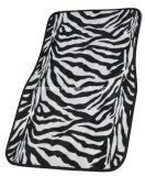 Buona stuoia dell'automobile della moquette di vendita di alta qualità con le maschere della zebra