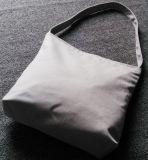 Sac à provisions réutilisable Sacs à bandoulière en coton Toile Sac à main