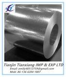 Регулярно катушка блесточки ASTM A653 горячая окунутая гальванизированная стальная