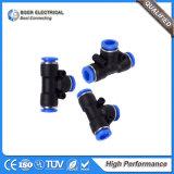 Guarnición rápida hidráulica del tubo de comunicación del sistema neumático del tratamiento de aguas