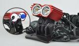 جديدة 2200 تجويف صغير [إكس3] [م3] درّاجة ضوء ساطع درّاجة ضوء
