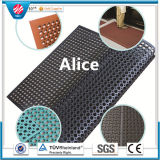 Циновка резины сопротивления Носить-Упорные резиновый плитка/циновка/масло кухни Anti-Slip резиновый