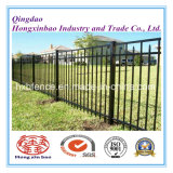 Frontière de sécurité en acier galvanisée par soudure de frontière de sécurité de garantie de jardin
