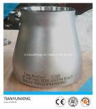 Reductor del acero inoxidable del duplex de las instalaciones de tuberías de Saf2205 Uns32750