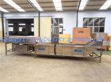2017年の中国の高品質のステンレス鋼304の高圧の泡産業野菜およびフルーツのクリーニング機械