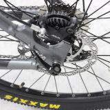 Bici de montaña eléctrica con el aire Suspenison, el motor más nuevo de Bafang 500W
