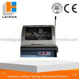 La cortadora metalográfica de poca velocidad Ldq-150 (lámina de sierra del diamante opcional) fabricó