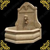Natürliche Marmorhand geschnitzter Brunnen